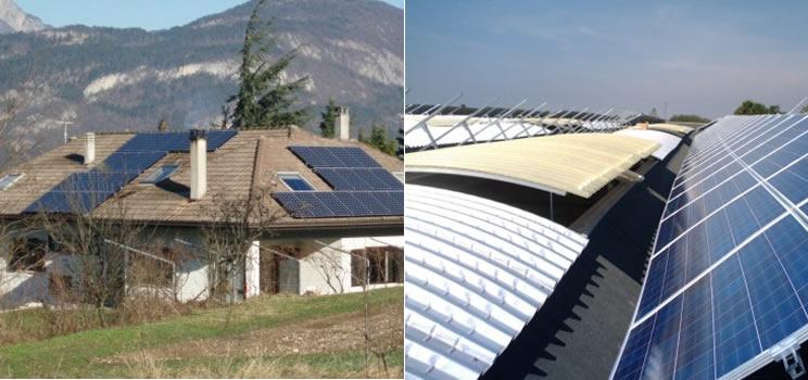 Scegli il tuo kit per impianto solare fotovoltaico Eart  EART