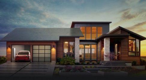 Le tegole solari di Tesla irrompono nel fotovoltaico domestico