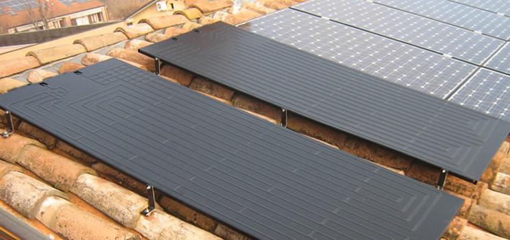 Impianto solare termodinamico domestico a costi for Pannelli solari per acqua calda ultima generazione