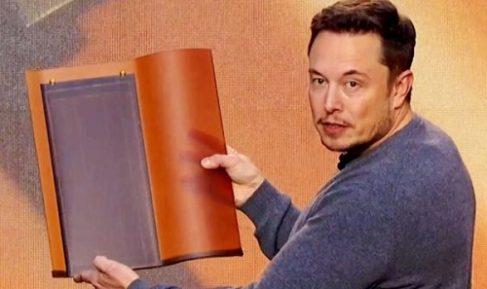 Fotovoltaico: Tesla lancia i tetti solari, sostituiranno i pannelli