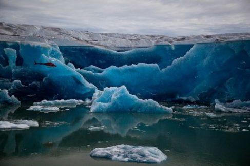 Il riscaldamento dell'Artico ci costerà fino a 90mila mld