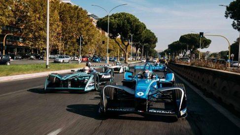 Formula E a Roma, grande successo di pubblico
